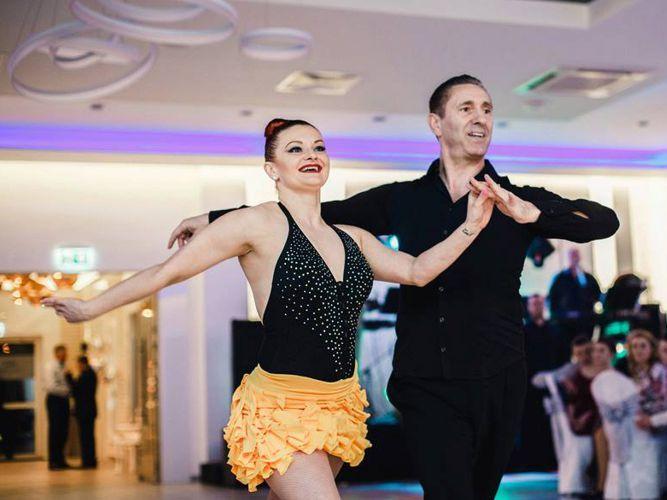 Pokazy tańca na eventach