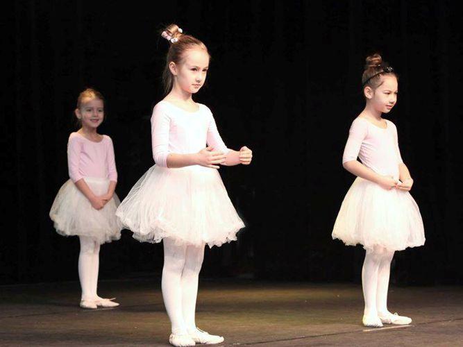 Zajęcia dla dzieci - balet Kalisz