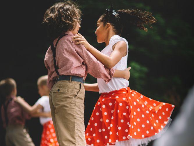 Warsztaty taneczne w SKR