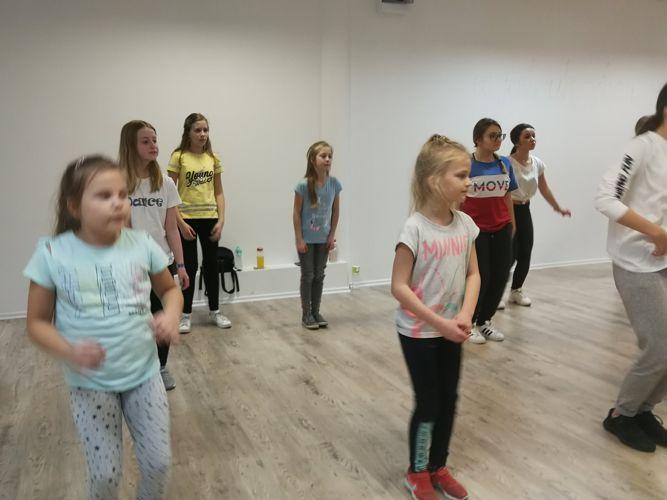 Taneczne zajęcia dla dzieci Kalisz
