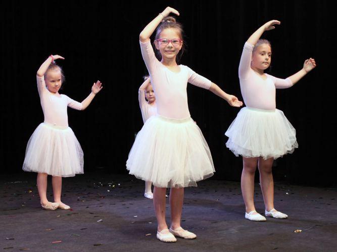 Zajęcia taneczne dla dzieci Kalisz - podstawy baletu