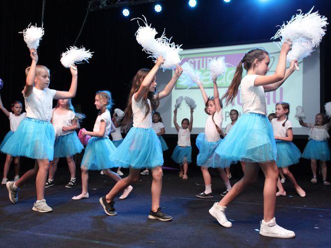 Zajęcia taneczne dla dzieci - cheerleading