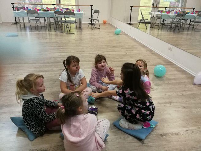 Niepowtarzalne urodziny dla dzieci w Studio Kreacji Ruchu Jarocin