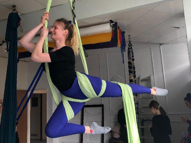 Aerial Dance w SKR