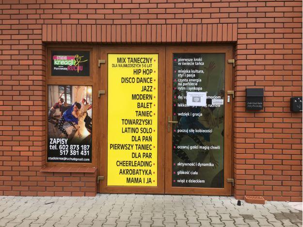 Nasza sala Studio Kreacji Ruchu w Jarocinie