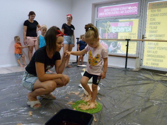 Sensoplastyka dla dzieci w Kaliszu i Jarocinie